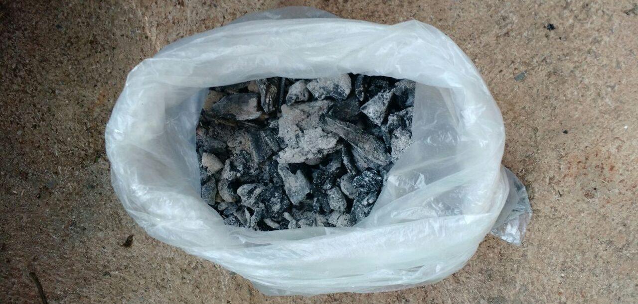 Fino de Carvão: como fazer adubo organico