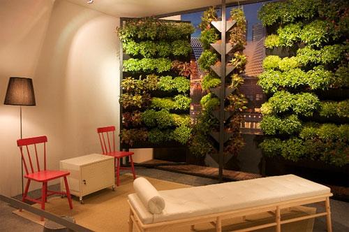 hortas suspensas horta em apartamento