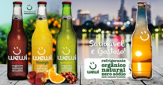 refrigerante orgânico : refrigerante organico wewi