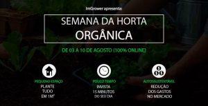 Semana da Horta Orgânica
