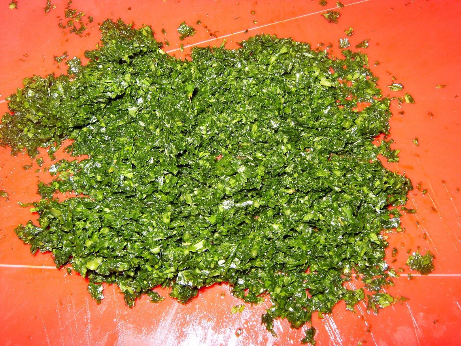 como plantar salsinha orgânica : salsinha