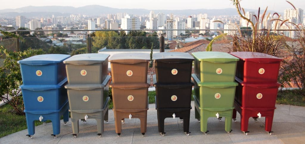 problemas na composteira : compostagem