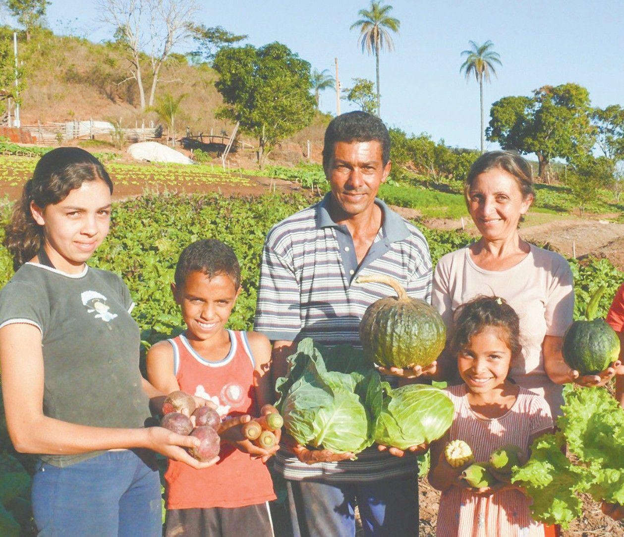 agricultura-familiar: agroecologia