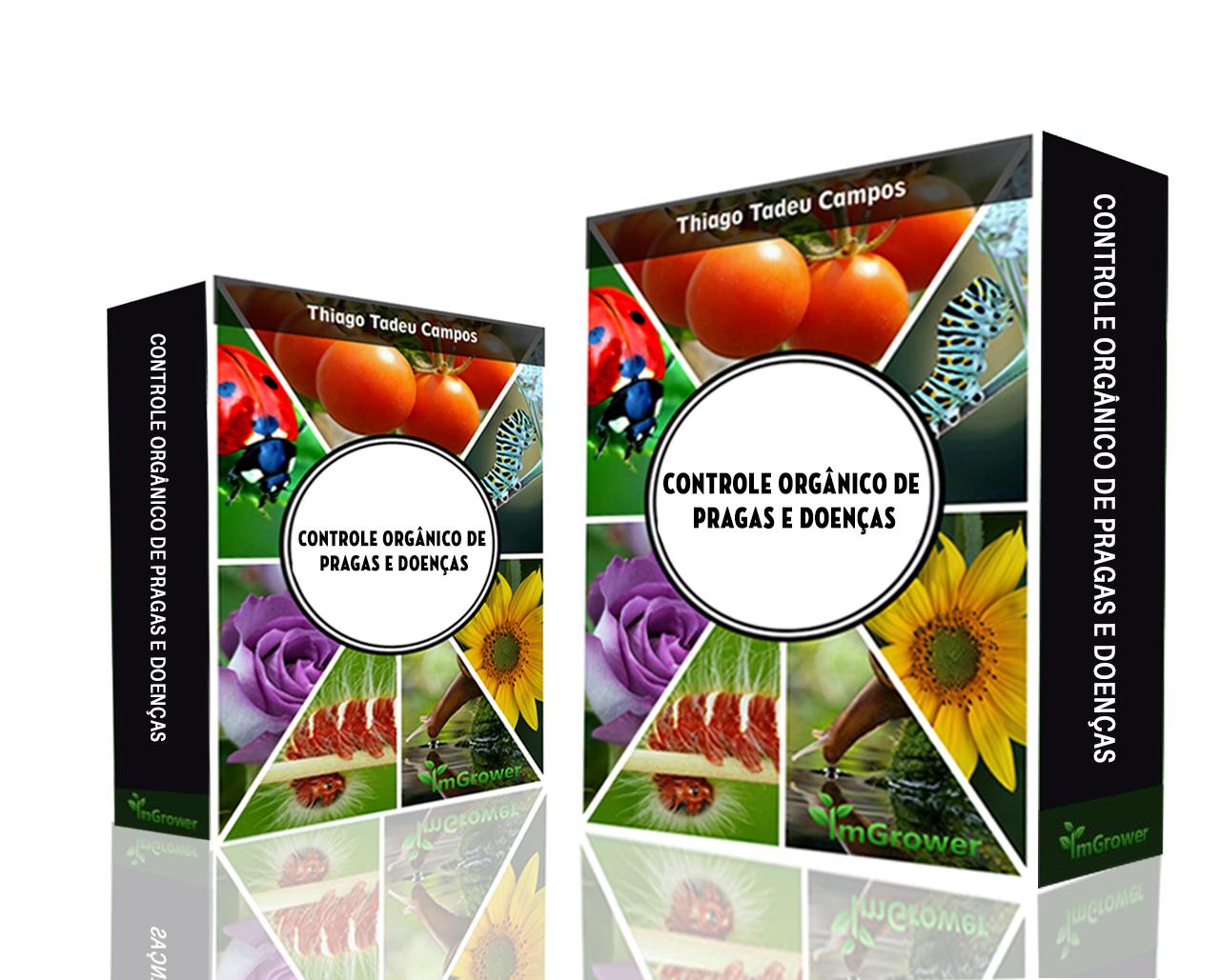 curso controle orgânico de pragas e doenças da imgrower