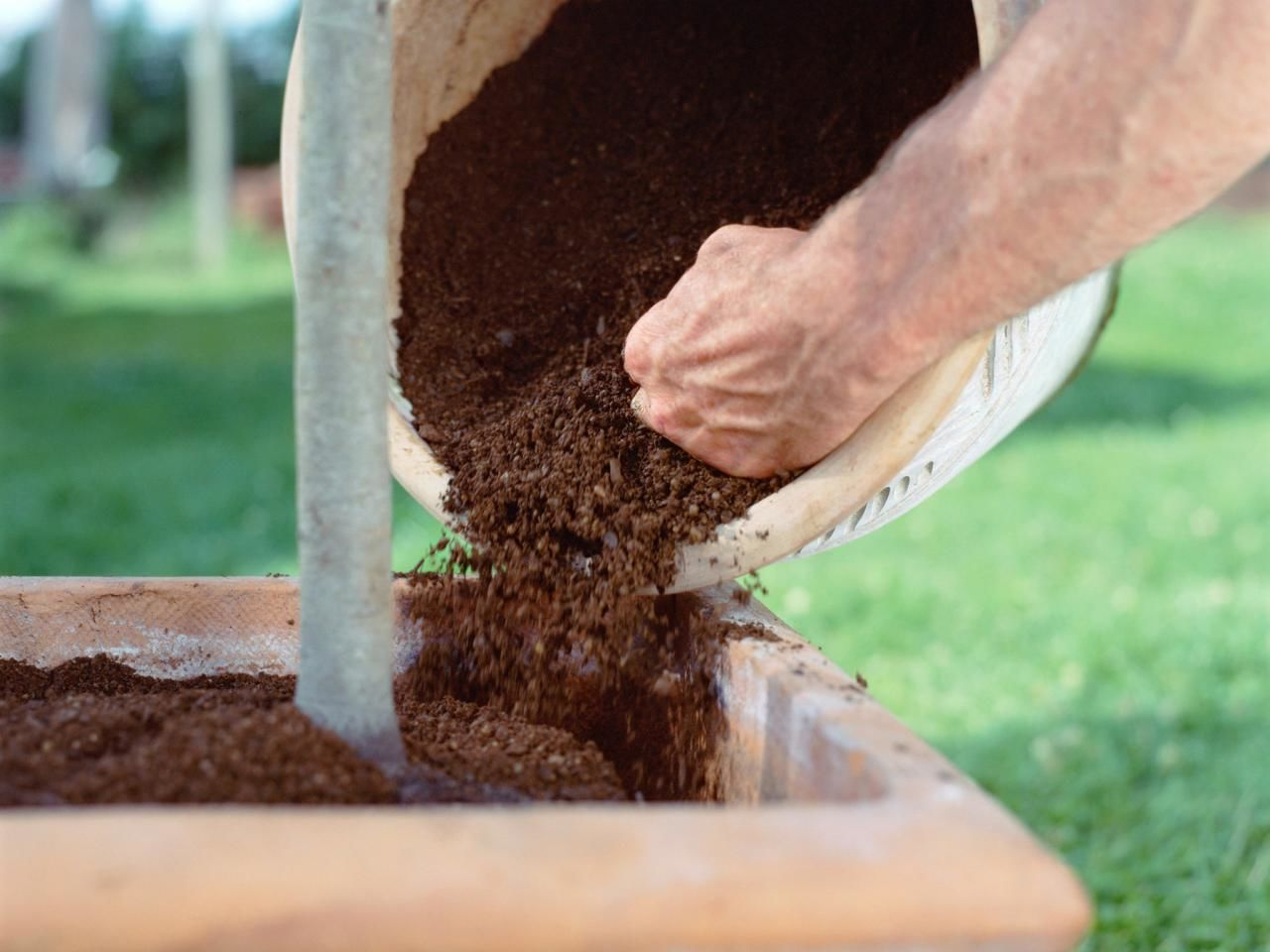 o que é substrato : substrato para plantas