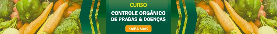 curso controle orgânico de pragas e doenças